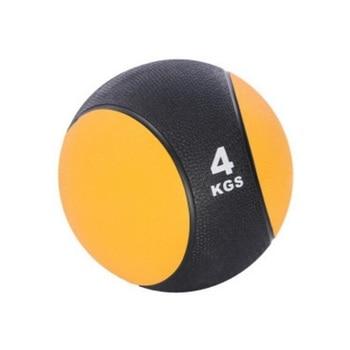 4kg pcs Eco friendly Rubber Elastic Medical ball Exercise health ball Tai Chi ball Fitness Balls