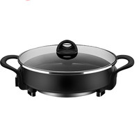 Hot Plates Multi-function electric hot pot cooker cooking household small