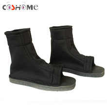 Coshome Uzumaki Naruto Boruto Sasuke Cosplay Shoes Konoha Black Blue Ninja Boots
