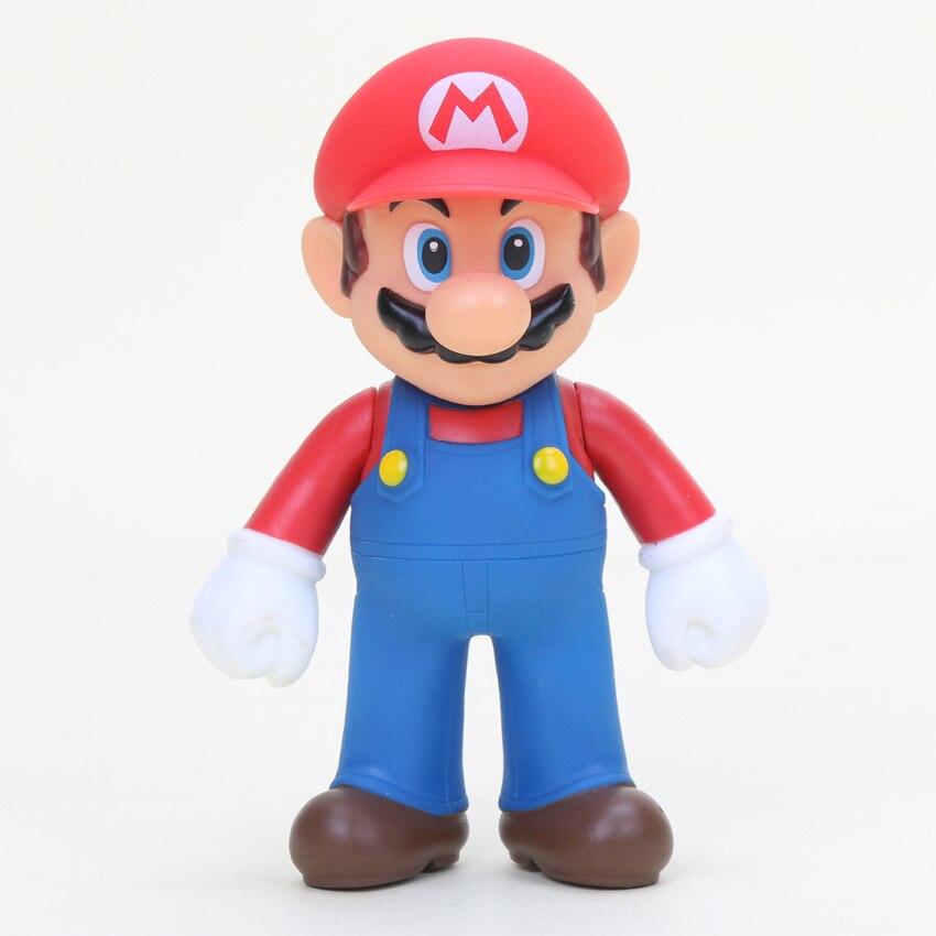 Super Mario Bros Action Figures 15cm 18