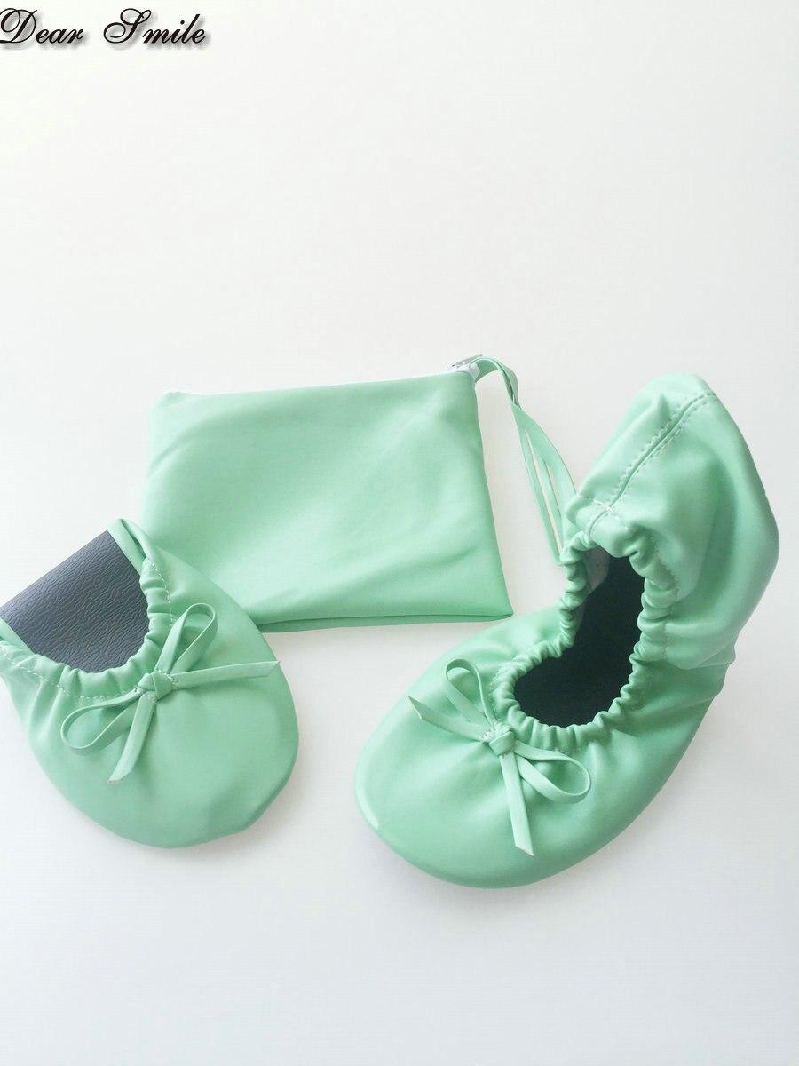 Danse GratuiteVente De La Dame Avec Pour Or Plat Pliable Chaude Partie Chaussures Poche Livraison m0wOP8Nyvn
