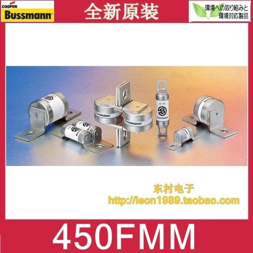 цена на US BUSSMANN fuse BS88: 4 fuses 450FMM 450A 690V 700V