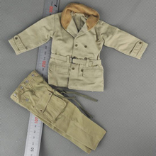 1/6 WWII US Armys Yellow Jacket and Pants Set Models