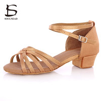 New Arrival Ballroom Tango Latin Dance Shoes High Quality Latin Woman Dancing Shoe Wholesale Women S
