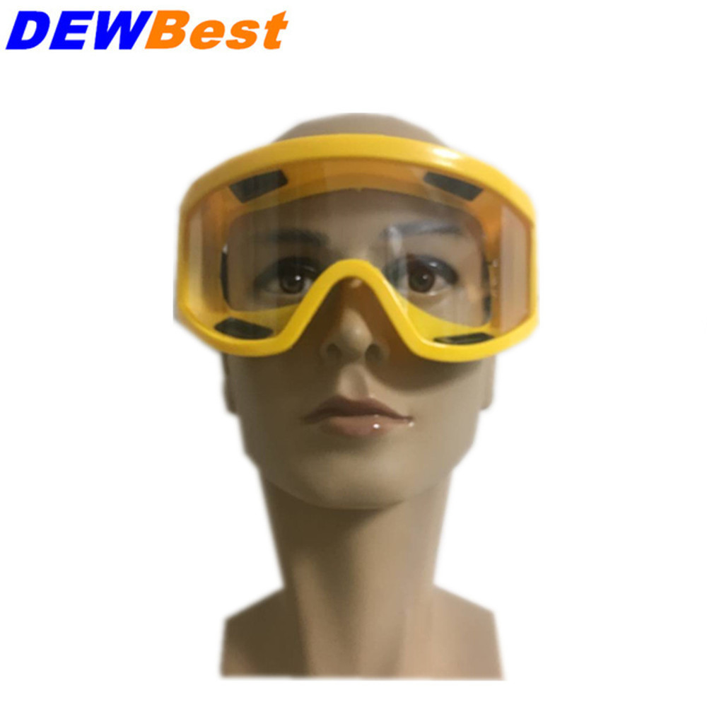 Safety Goggles Rapture Dewbest Cs655 Hot Workplace Safety Supplies Eyes Protection Clear Protective Glasses Wind And Dust Anti-fog Lab Medical Use With A Long Standing Reputation