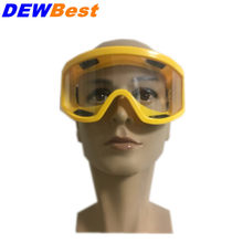 DEWBest CS655 Hot Workplace Safety Supplies Eyes Protection Clear Protective Glasses Wind and Dust Anti-fog Lab Medical Use(China)