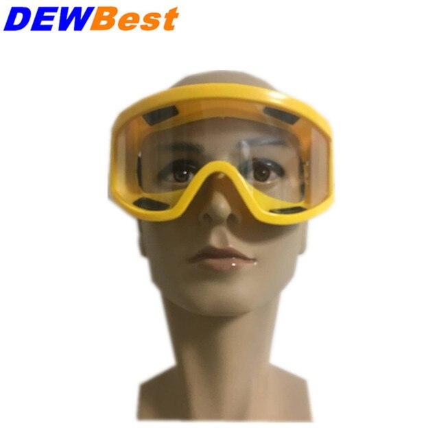 Segurança do Trabalho Suprimentos DEWBest CS655 Quente Olhos Proteção  Limpar Óculos de Protecção à prova de c7e5e3a34b