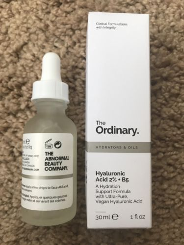 [THE ORDINARY] Hyaluronic Acid 2% + B5 - 30ml