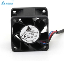 Delta FFB0412VHN 40*40*28 мм 4 см 40 мм вентилятор DC 12 V 0. 24A; гарантированное качество