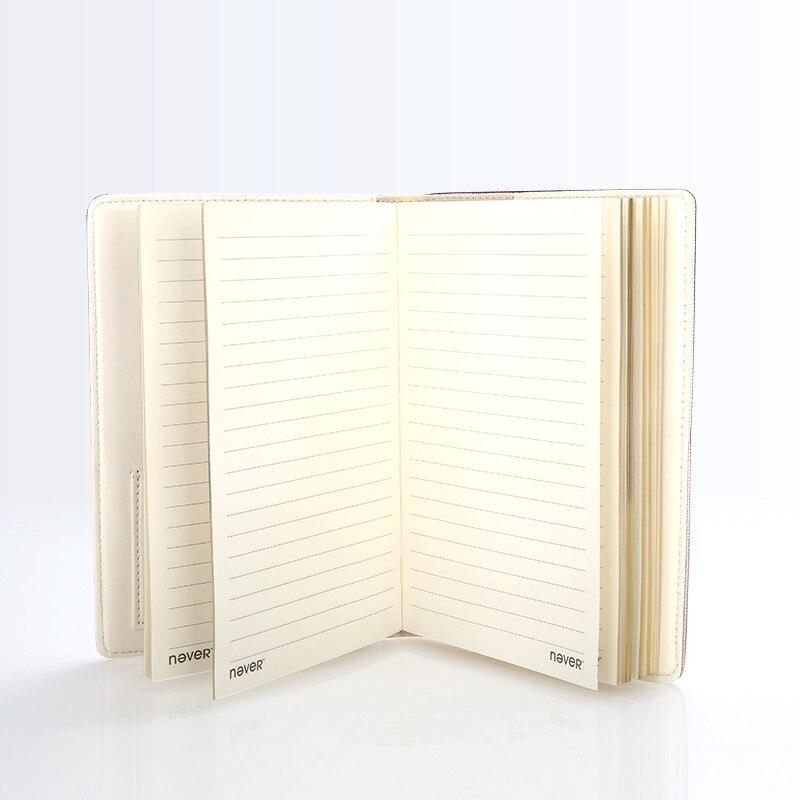 Office & School Supplies Haftnotizen Planer Schedule 6 Löcher Binder Dairy Memo Teiler Aufkleber Für Loseblattordner Spirale Notebook B5 A5 A6