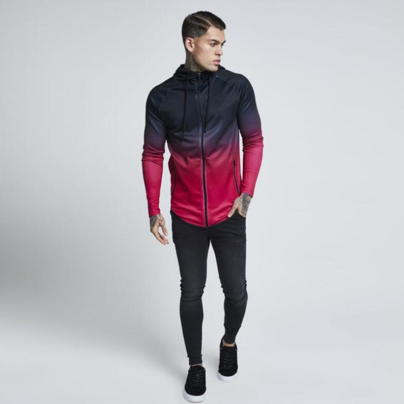 Top Base Coat Autumn Mens Running Jackets (5)