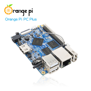 Image 3 - Orange Pi PC Plus set de 3, PC Plus, boîtier Transparent, ABS, USB vers DC 4.0MM 1.7MM, câble dalimentation