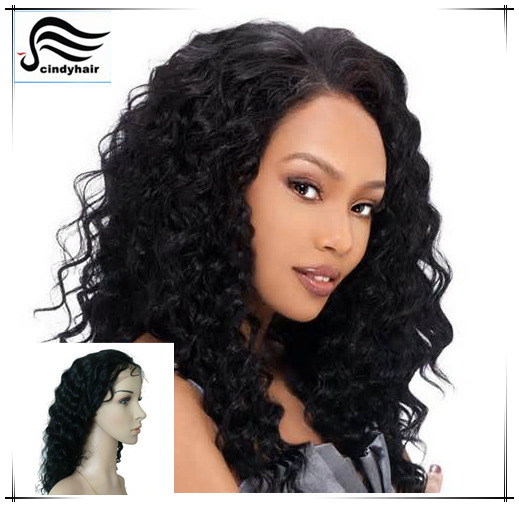Free Shipping New Fashion Wig Young Mother Gift Black Korean