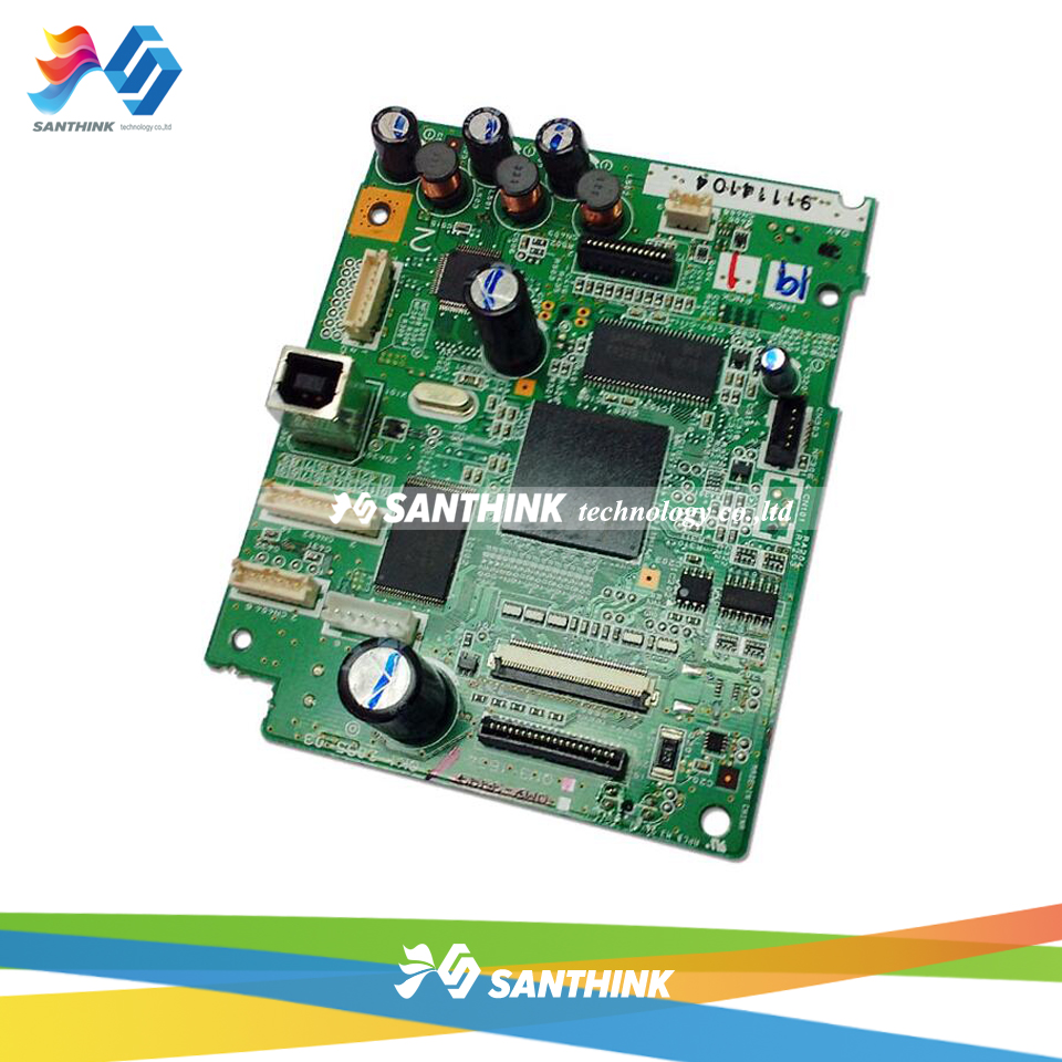 100% Test Main Board For Canon IX4000 IX 4000 Formatter Board Mainboard On Sale free shipping main board for brother mfc 240c mfc 240 mfc 240c 240 formatter board mainboard on sale