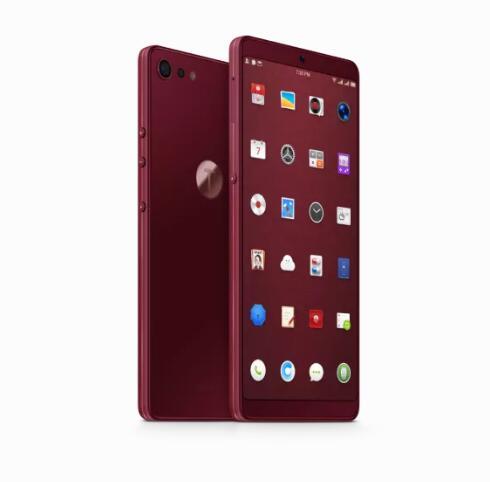 Original Smartisan nut Pro 2 4G 64G 5.99'' 18:9 Full Screen Snapdragon 660 Octa Core face ID Fingerprint Mobile phone