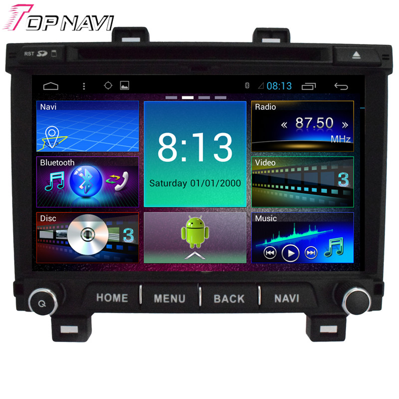 Topnavi 8 Quad Core Android 4 4 Car DVD font b Multimedia b font Player for