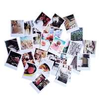 4 sätze/los Vintage Karten 60 Umschlag Mit 60 Aufkleber/Set LOMO Mini business karten Gruß Karte Postkarte Kraft Umschlag geschenk