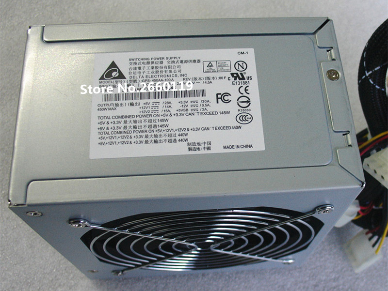 High quality power supply for GPS-450AA-100 450W fully tested machine power supply super alloy gold sg 450 450w