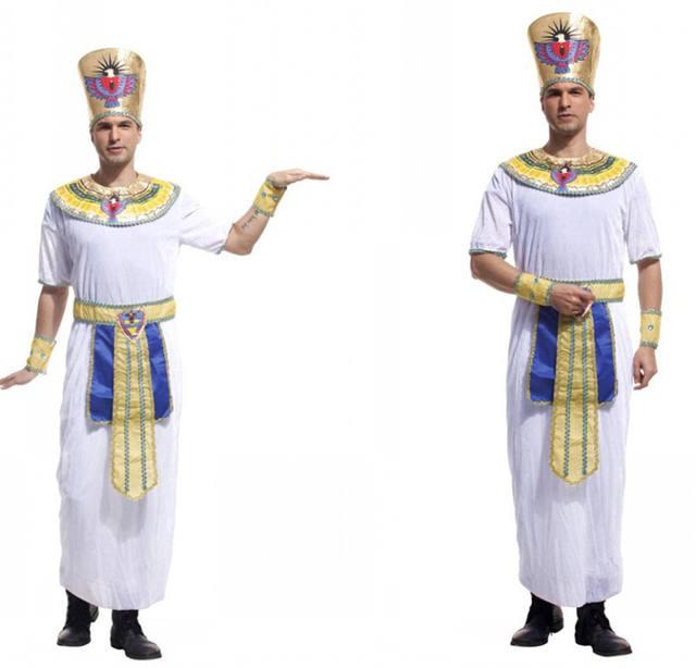 Men's Egyptian King Costume