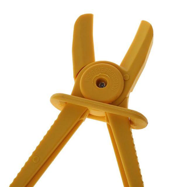 Kit de serrage de tuyau Flexible 3 pièces/ensemble tuyau de ligne pince à pincer frein ligne deau de carburant