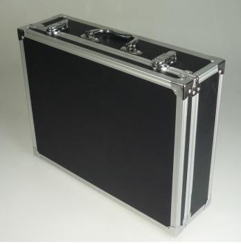 Cyril Executive Production Briefcase - Aluminum Box,Illusions,Stage Magic,Street Magic,Close up,Comdy Props,Magia Toys Classic light heavy box remote control magic tricks stage gimmick props comdy illusions accessories mentalism