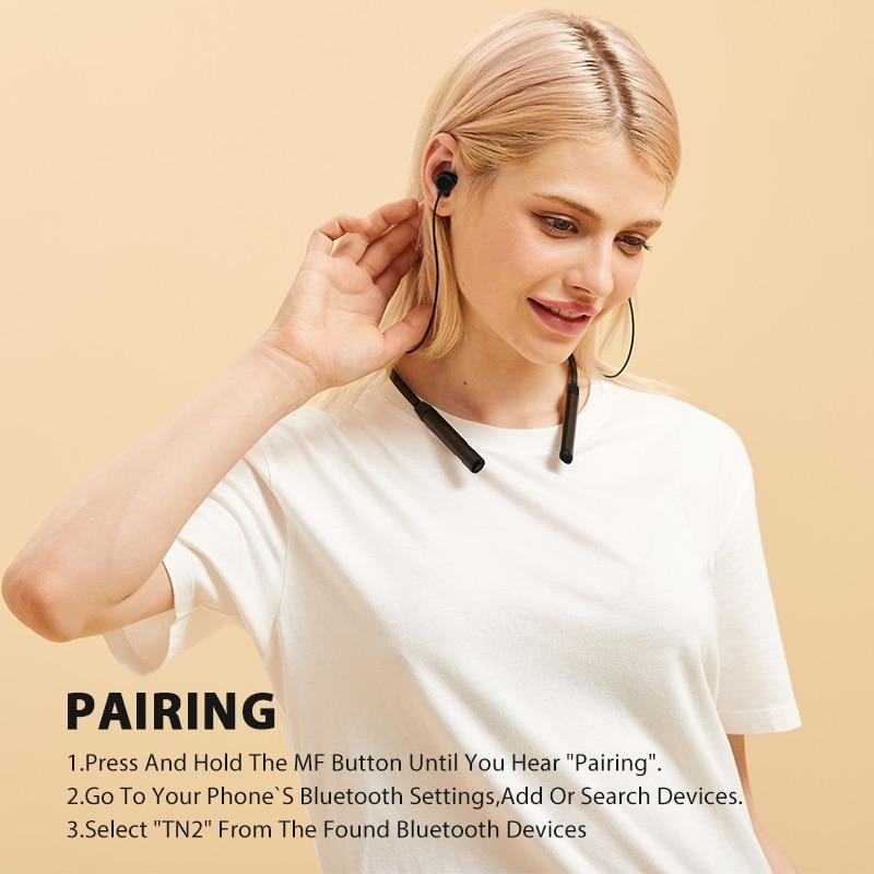 Bluedio TN2 Bluetooth earphone 4