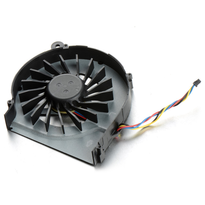4 Wires Laptops Replacements CPU Cooling Fan Computer Components Fans Cooler Fit For HP CQ42/G4/G6 Series Laptops P20 laptops fan cooler for hp compaq cq42 g42 cq62 g62 g4 series notebook replacements cpu cooling fan accessory p20