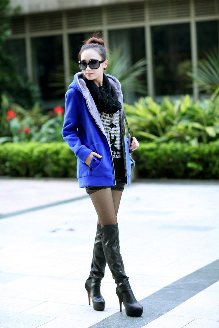 HTB16Vj.ao rK1Rjy0Fcq6zEvVXai Women Fashion Autumn Winter Thicken Sports Cotton Coat ladies Solid Hooded Warm Jacket Outerwear female padded parka overcoat