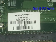 TESTED +NEW +AVAILABLE 763428-501 DAY23AMB6F0 REV : F Y23A MAINBOARD Laptop Motherboard For HP Pavilion 17-F 17Z-F NOTEBOOK PC