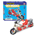 Combination DIY Metal Alloy Assembling Motorcycle Model Intelligence Toys Motorcycle