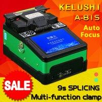 A 81S зеленый автоматический интеллектуальный слияние оптических волокон Splicer FTTH волоконно оптическая сварочная машина