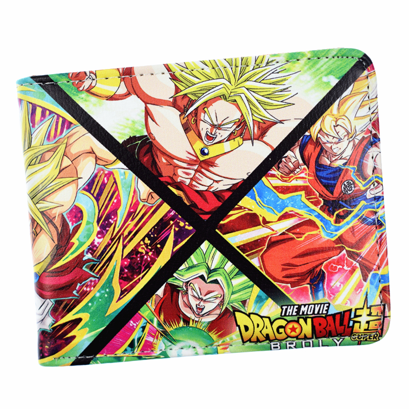 FVIP Hot Sell Anime Cartoon Wallet Dragon Ball Super Short Wallets Cool Purse Dragon Ball Z Wallet for YoungFVIP Hot Sell Anime Cartoon Wallet Dragon Ball Super Short Wallets Cool Purse Dragon Ball Z Wallet for Young