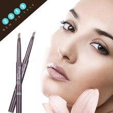 BIOAUNT 1pc Professional Women Eyebrow Pencil Makeup Waterproof Auto Microblading Eye Brow Pencils Good Furniture & Top Quality