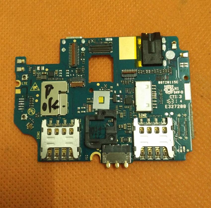 Used Original Motherboard 2g 16g Mainboard For Homtom Ht17