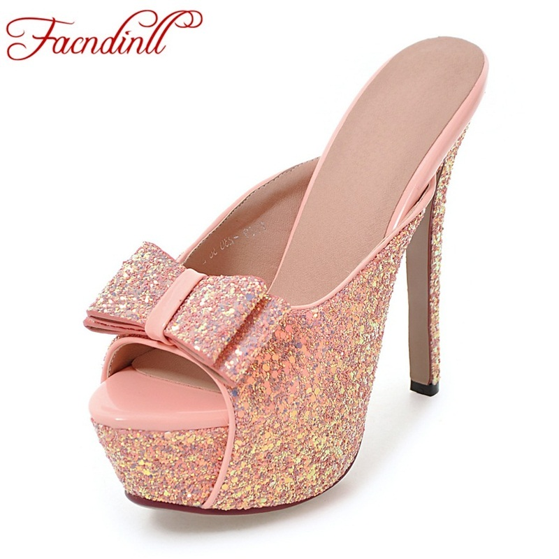 FACNDINLL women sandals new 2018 fashion summer shoes woman sexy high heels peep toe women dress party wedding gladiator sandals facndinll new genuine leather women gladiator sandals fashion sexy high heels peep toe shoes woman dress party office lady shoes