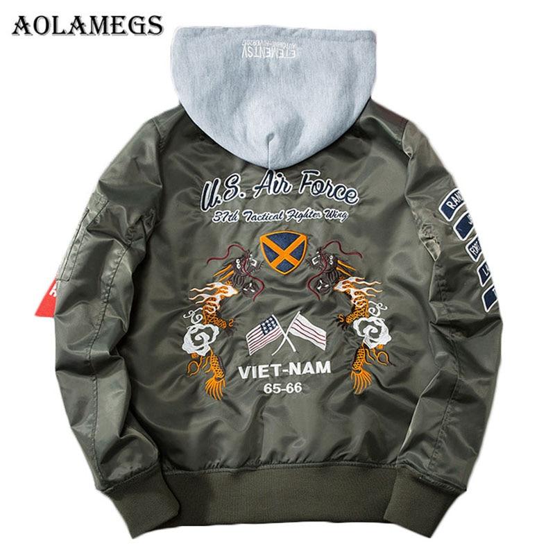 AFS JEEP Brand Cotton Autumn Tactical Jacket Men 2018 Casual Mens Jackets Windbreaker Military jaqueta masculina