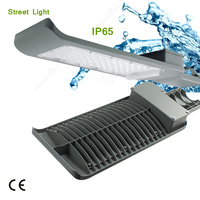 Compact LED Street Lamp 80W Parking Lots Pole Light Fixture Outdoor Site Street Area Lighting