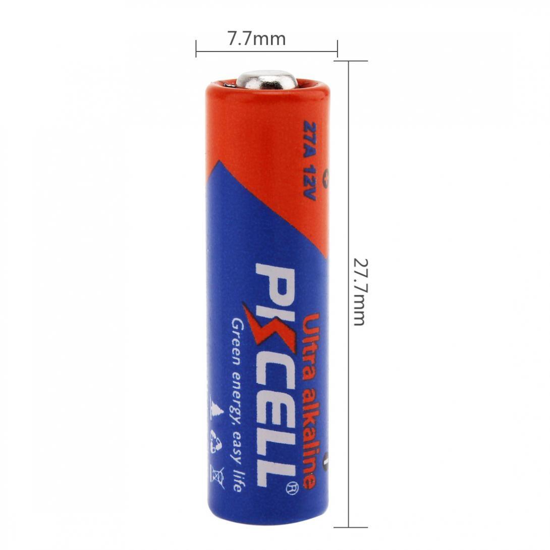 5pcs 27A Battery 12V Battery For Doorbell Alkaline Primary Batteries Remote Control / Flshalight стоимость