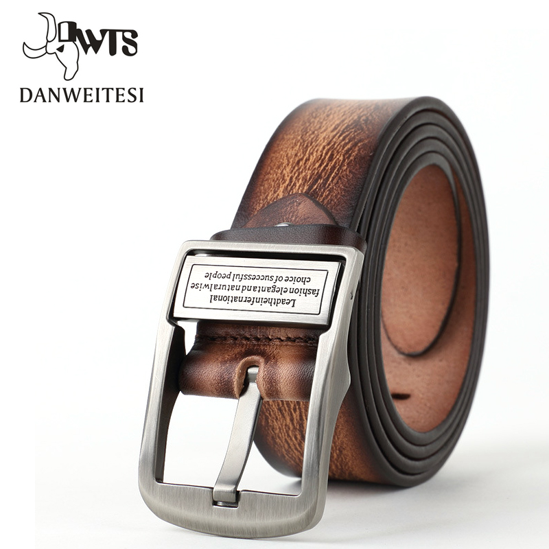 DWTS 2016 mens belts luxury leather men s belts pin buckle fashion genuine leather strap