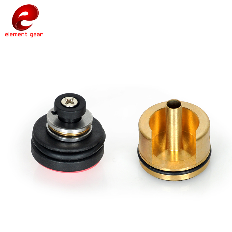 Image 5 - Element Gear Silent Bearing Piston Cylinder Head for Airsoft AEG Version 2/3 Ver.2/3 AK M4 M16 MP5 G3 M249 Gearboxes-in Paintball Accessories from Sports & Entertainment