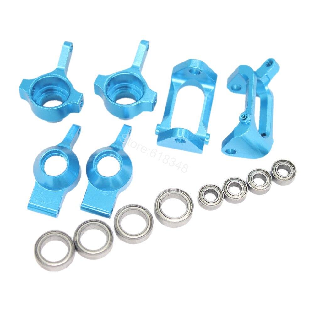 Front Rear Aluminum Steering Knuckle Hub