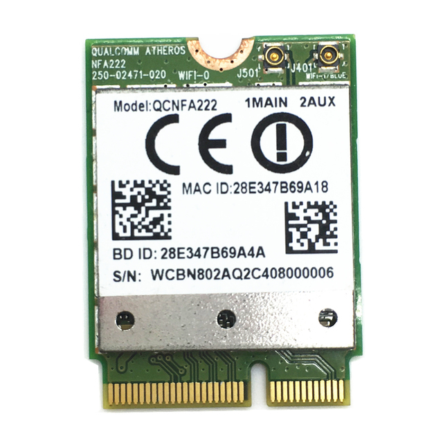QUALCOMM ATHEROS QCA61X4 WINDOWS 7 DRIVER DOWNLOAD