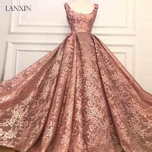 Tao Hill 2019 Evening Dresses Floor Length Prom Dresses