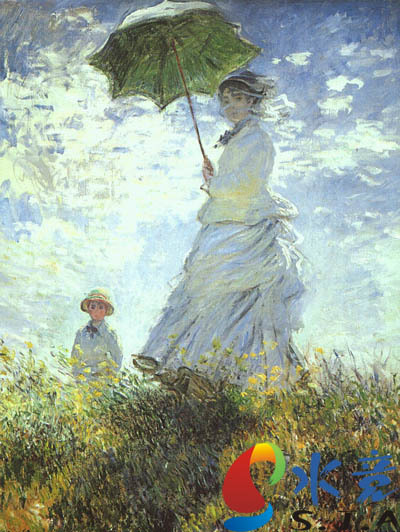Pure three dimensional oil painting monet famous paintings