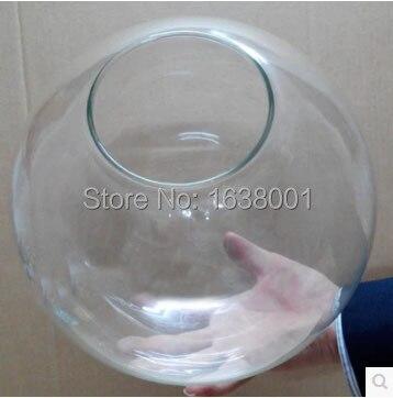 Beleuchtung Zubehor Transparente Glaskugel Lampenschirm E27