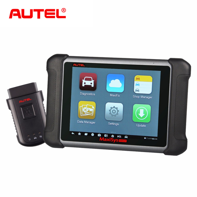 Best Price Autel Maxisys MS906BT Upgraded Version Of MS906 DS708 DS808 Bluetooth ECU Coding Diagnostic Tool OBD2 Scanner Code Reader OBDII