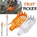 Пластиковая машина для сбора фруктов, садовая ферма, садовое оборудование - фото