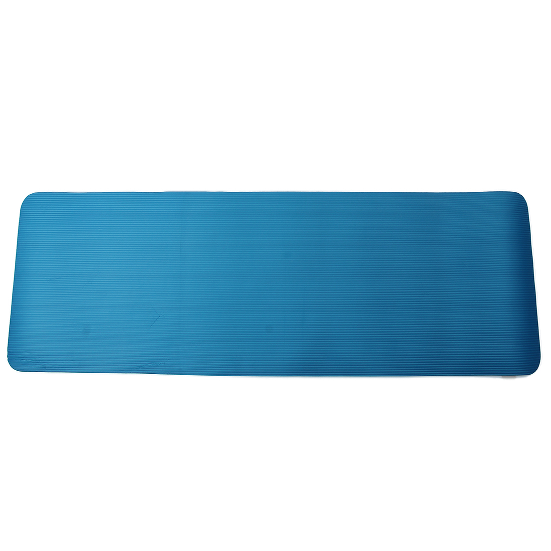 Yoga Mat 15mm Thick Exercise Fitness Physio Pilates Gym Mat Non Slip Crash Mat, Blue eva exercise pad thick non slip folding gym fitness mat eva yoga mat pilates supplies non skid floor 4 colors mat