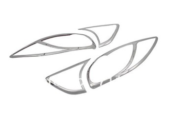 Chrome Achterlicht Cover Mazda CX-5 2013 Up