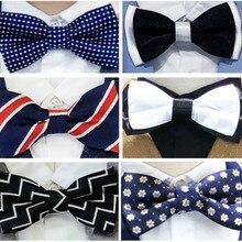 Детский галстук-бабочка, одежда для малышей, аксессуары для студентов, джентльменов, регулируемый костюм, рубашка, галстук-бабочка, галстук в горошек, вечерние